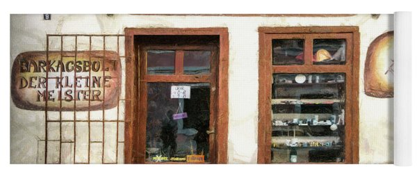 Little Craftsman' Shop - Micul Meserias Yoga Mat