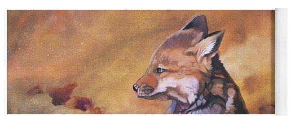 Little Fox Yoga Mat