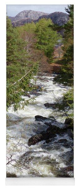 Little Gruinard River - Wester Ross Yoga Mat
