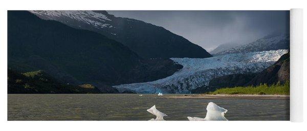 Little Icebergs Yoga Mat