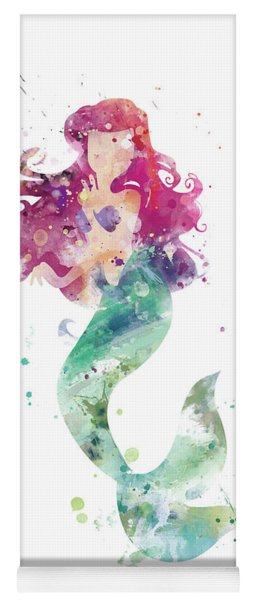Little Mermaid Yoga Mat