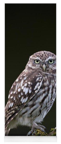Little Owl Yoga Mat