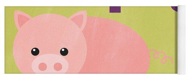Little Pig Yoga Mat