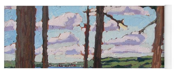 Little Rideau Lake Yoga Mat