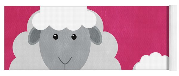 Little Sheep Yoga Mat