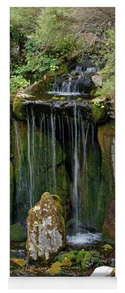 Little Waterfall Yoga Mat