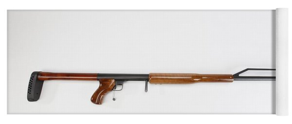 Ljutic Space Rifle Yoga Mat