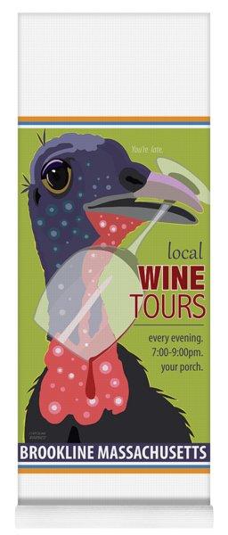 Local Wine Tours Yoga Mat