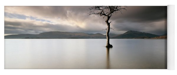 Loch Lomond Lone Tree Yoga Mat