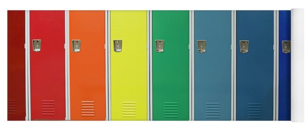 Lockers Yoga Mat