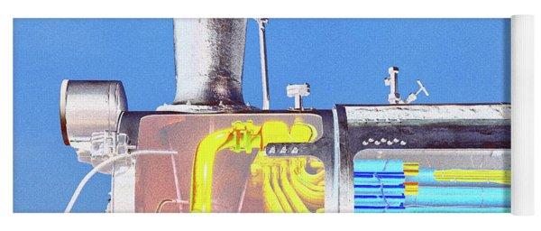 Locomotive #1279 Yoga Mat