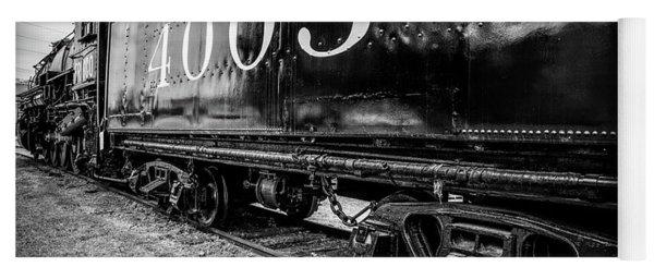 Locomotive Engine Yoga Mat