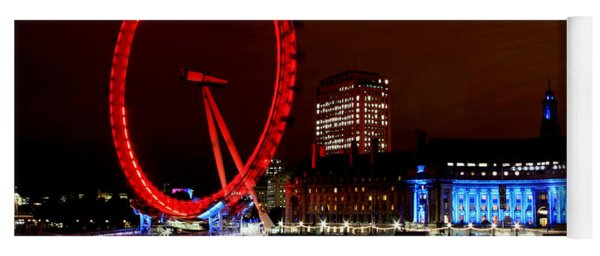 London Eye Yoga Mat