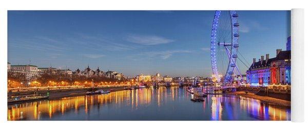 London Eye Yoga Mat