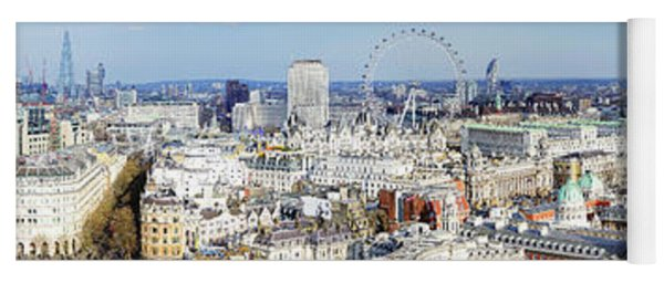 London Yoga Mat