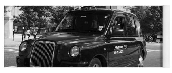 London Taxi Yoga Mat