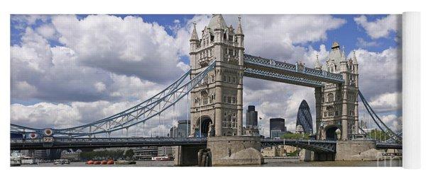 London Towerbridge Yoga Mat
