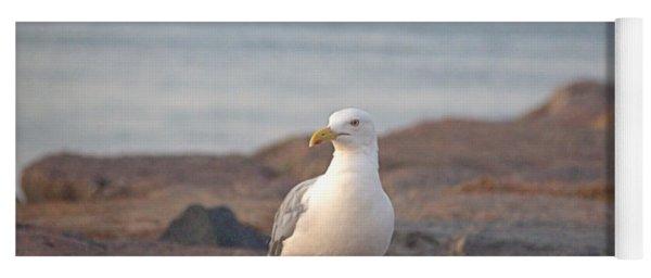 Lone Gull Yoga Mat