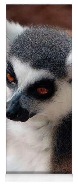 Lonely Lemur Yoga Mat