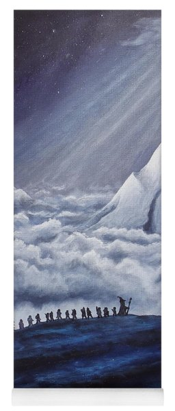 Lonely Mountain Yoga Mat