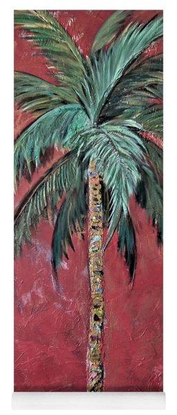 Longboat Key Palm Yoga Mat