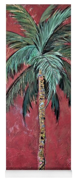 Longboat Key Palm Yoga Mat