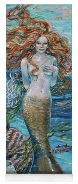 Lorelei Mermaid Yoga Mat