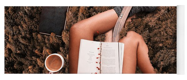 Lose Yourself In A Good Book Yoga Mat