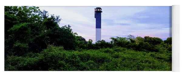 Lost Lighthouse Yoga Mat