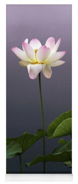 Lotus Ascending Yoga Mat