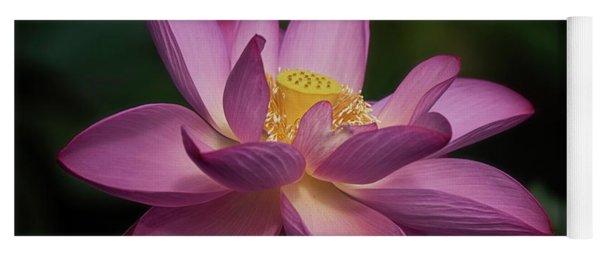 Lotus Bloom Yoga Mat