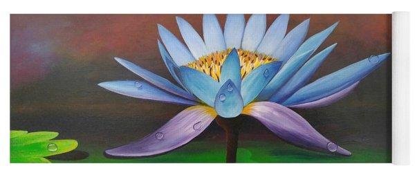 Lotus Blossom Yoga Mat