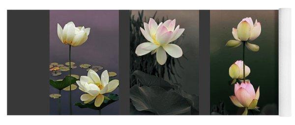 Lotus Collection II Yoga Mat