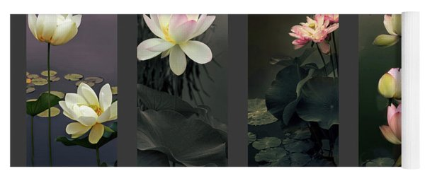 Lotus Collection Yoga Mat