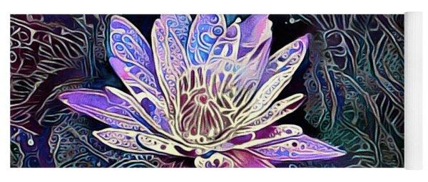 Lotus From The Mud Yoga Mat