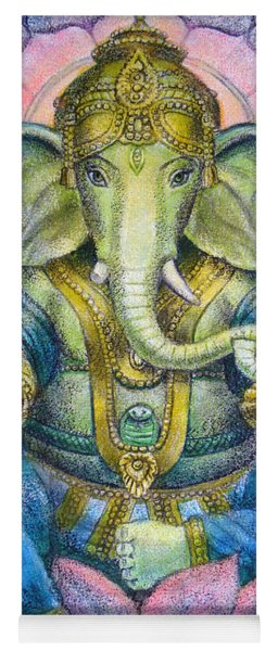 Lotus Ganesha Yoga Mat