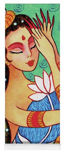 Lotus Meditation Yoga Mat