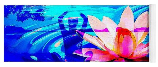 Lotus Pool Yoga Mat