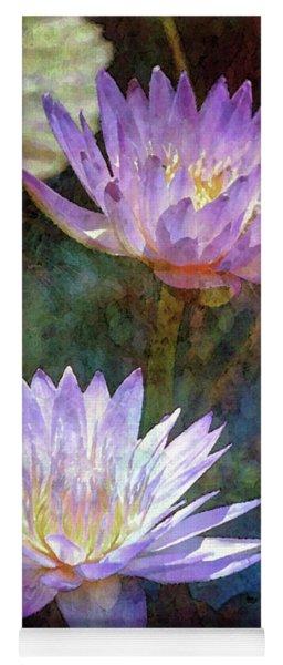 Lotus Reflections 2980 Idp_2 Yoga Mat