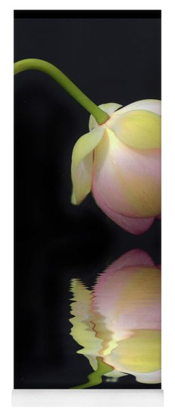 Lotus Reflections Yoga Mat