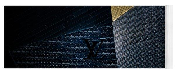Louis Vuitton At City Center Las Vegas Yoga Mat