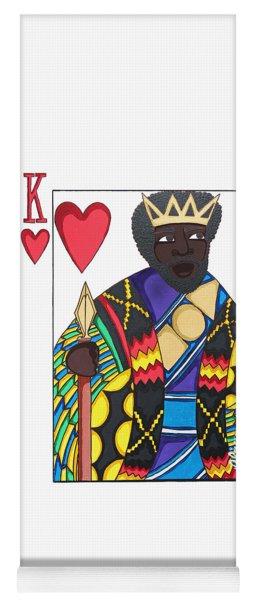 Love King Yoga Mat