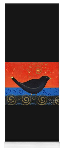 Love Of Birds Yoga Mat
