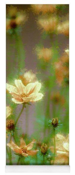 Love Of Flowers Yoga Mat