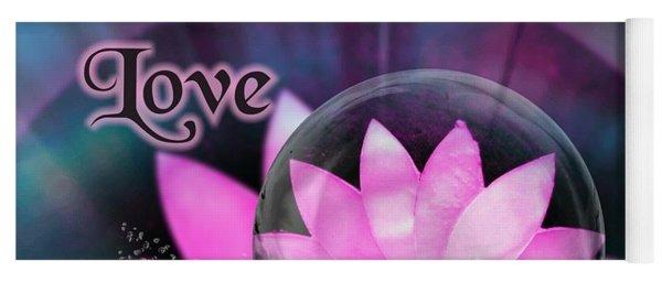 Love Yoga Mat