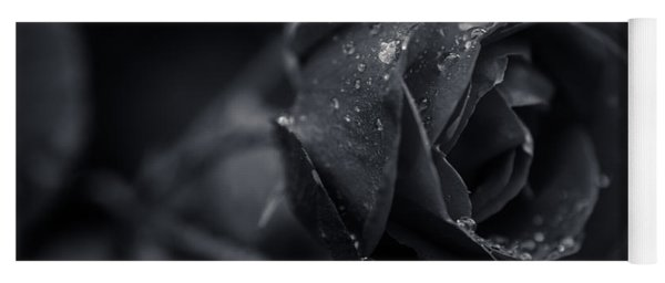 Sweet Love Roses And Water Yoga Mat