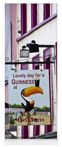 Lovely Day For A Guinness Macroom Ireland Yoga Mat