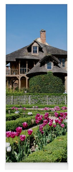 Lovely Garden And Cottage Yoga Mat
