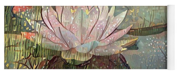 Lovely Waterlilies 5 Yoga Mat
