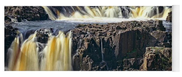 Low Force Waterfall Yoga Mat